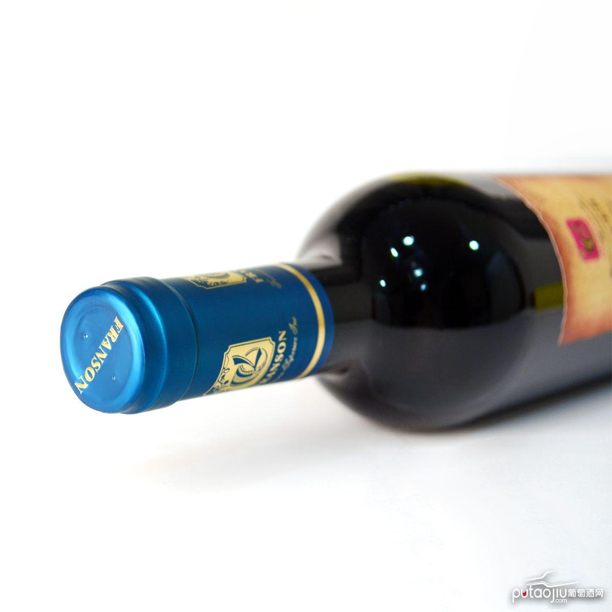 澳大利亚富瑶Old red earth星座系列西拉巨蟹座107干红葡萄酒