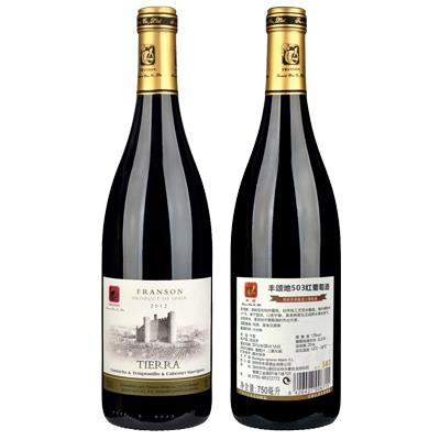 丰颂地503红葡萄酒