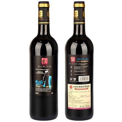 坏男孩(人311)-丰颂坏男孩红葡萄酒