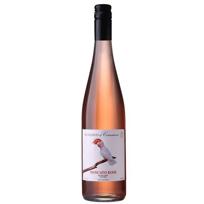 澳大利亞維多利亞古口一百號酒莊叢林系列莫斯卡托桃紅葡萄酒