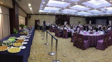 【活动快讯】祝贺神之水滴战略合作伙伴荣成英卓汇三周年庆圆满成功!