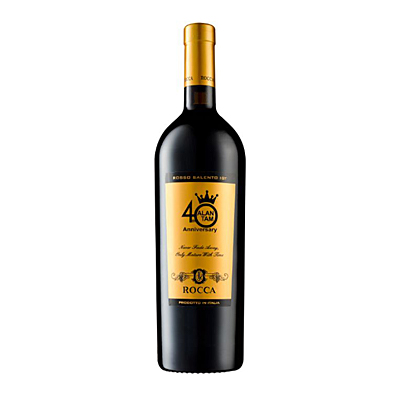 银河40周年萨琳托红葡萄酒
