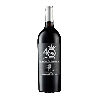 银河40周年普米蒂沃红葡萄酒