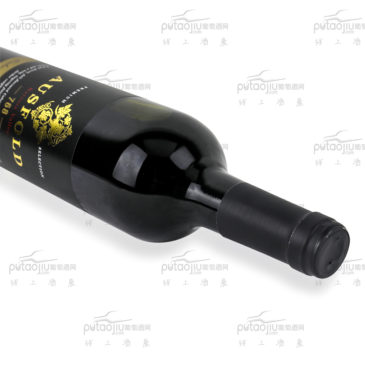 澳里赫庄园768赤霞珠2015干红葡萄酒
