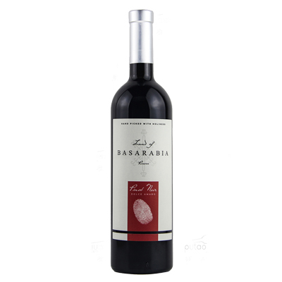 堡尔酒庄黑比诺晚收半甜红葡萄酒 2017
