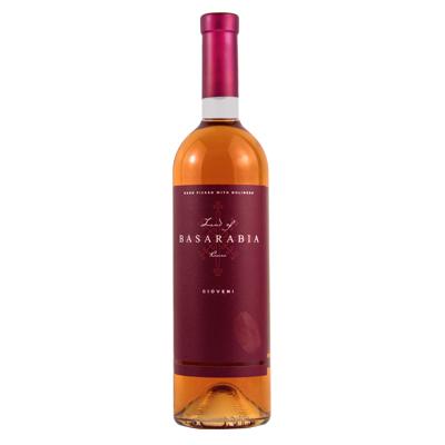 鲍尔酒庄乔维尼桃红葡萄酒 2017