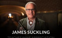 詹姆斯.萨克林加入线上教育平台,负责教授品酒课程