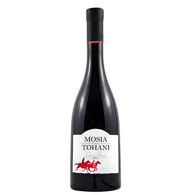 罗马尼亚得路马力罗布酒庄摩西黑姑娘干红葡萄酒
