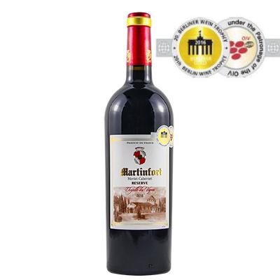 玛丹福红葡萄酒