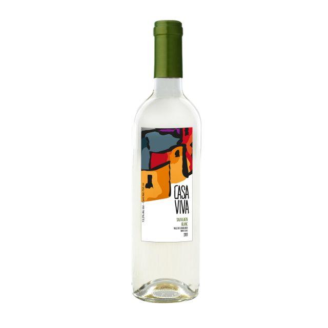 卡萨天堂长相思白葡萄酒