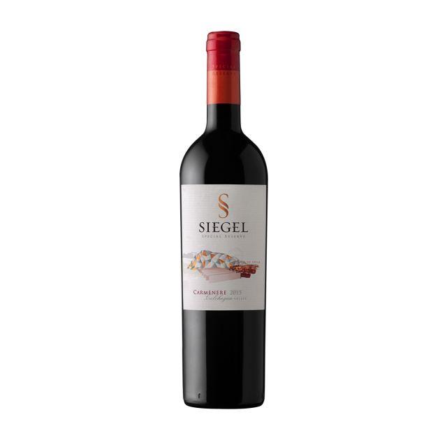 西格尔珍藏佳美娜红葡萄酒