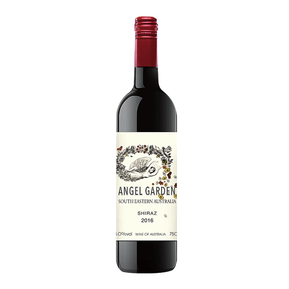天使园西拉干红葡萄酒