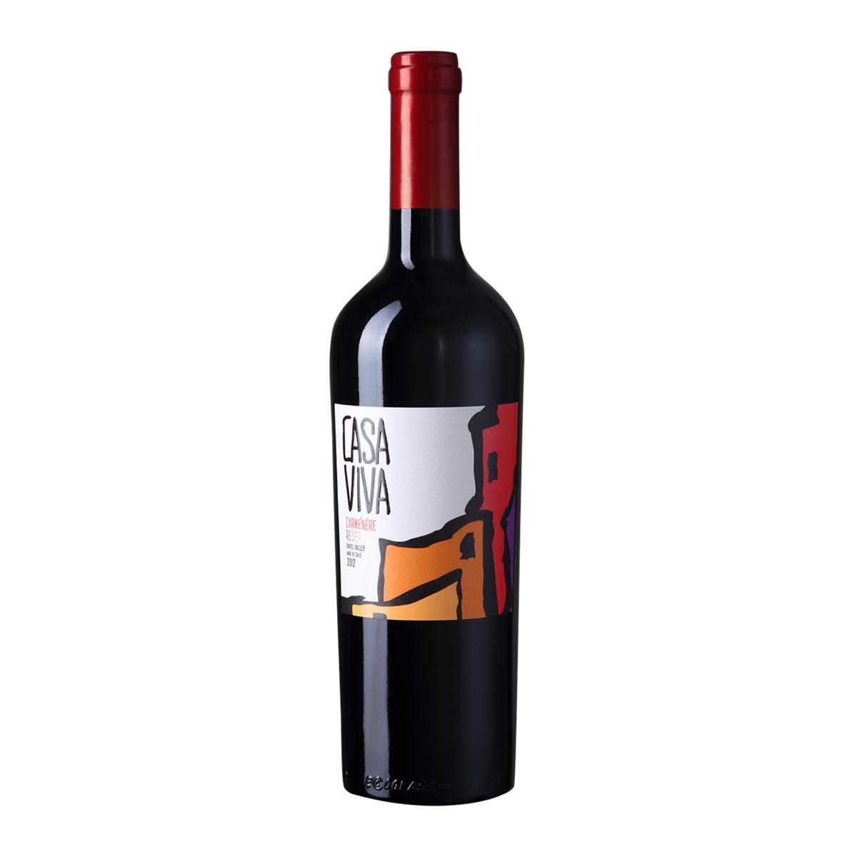 卡萨天堂佳美娜珍藏干红葡萄酒