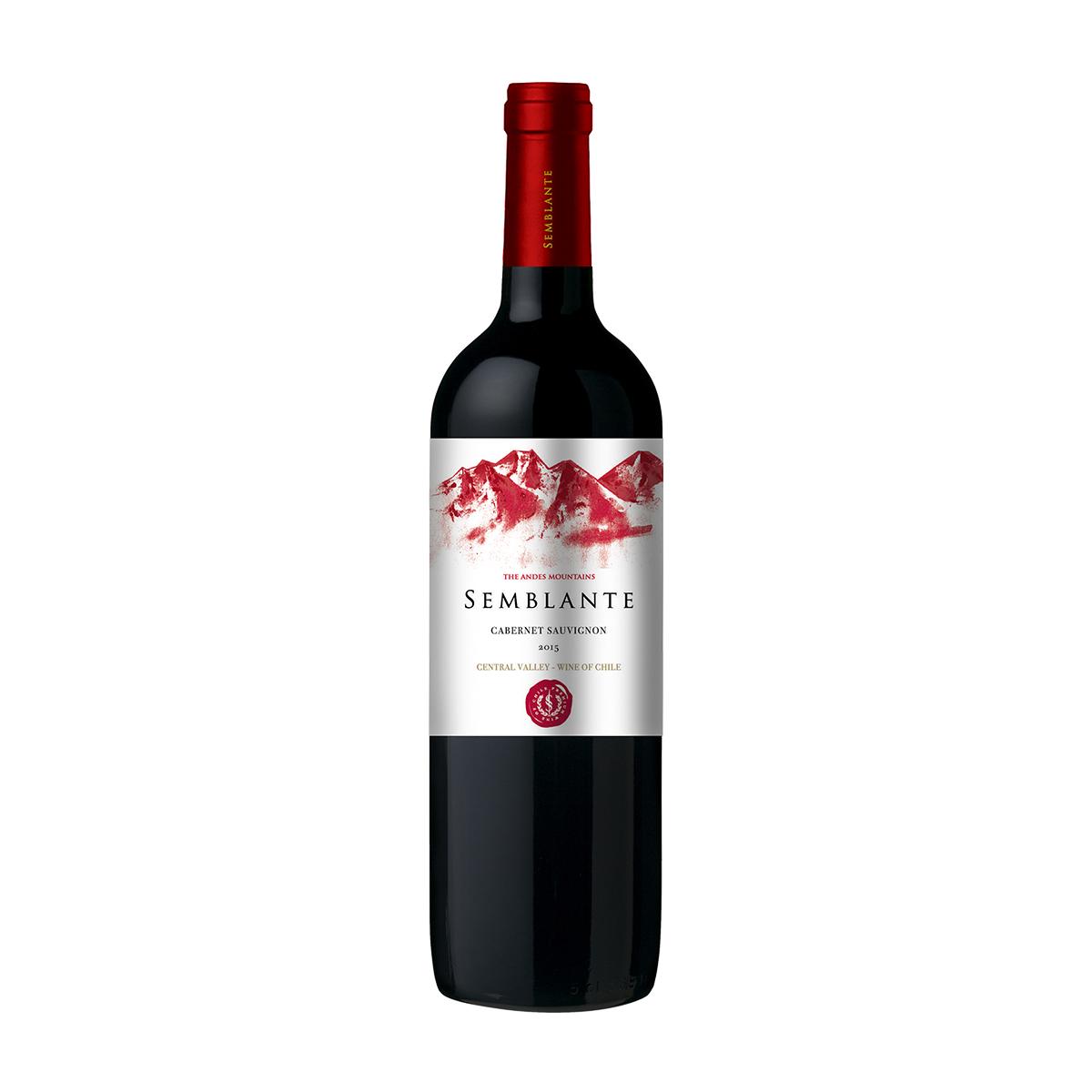 智利中央山谷西格尔酒庄风彩系列赤霞珠干红葡萄酒