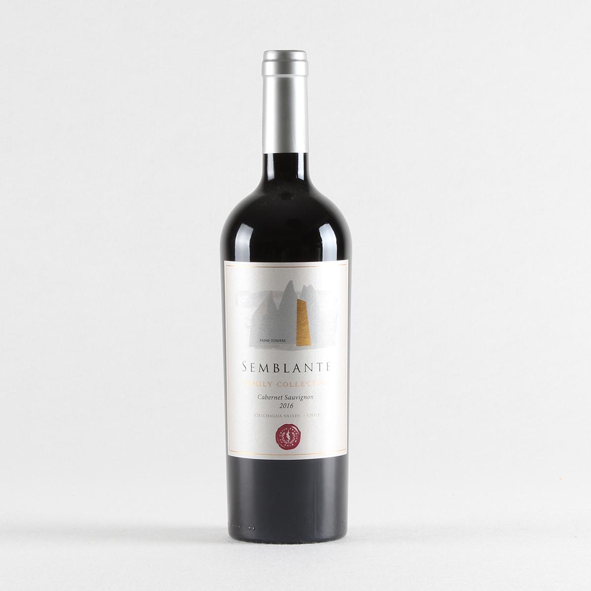 风彩赤霞珠家族珍藏干红葡萄酒
