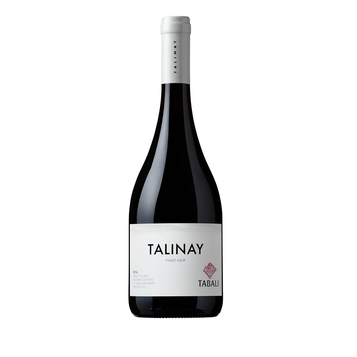 智利利马里谷达百利黑皮诺泰利干红葡萄酒