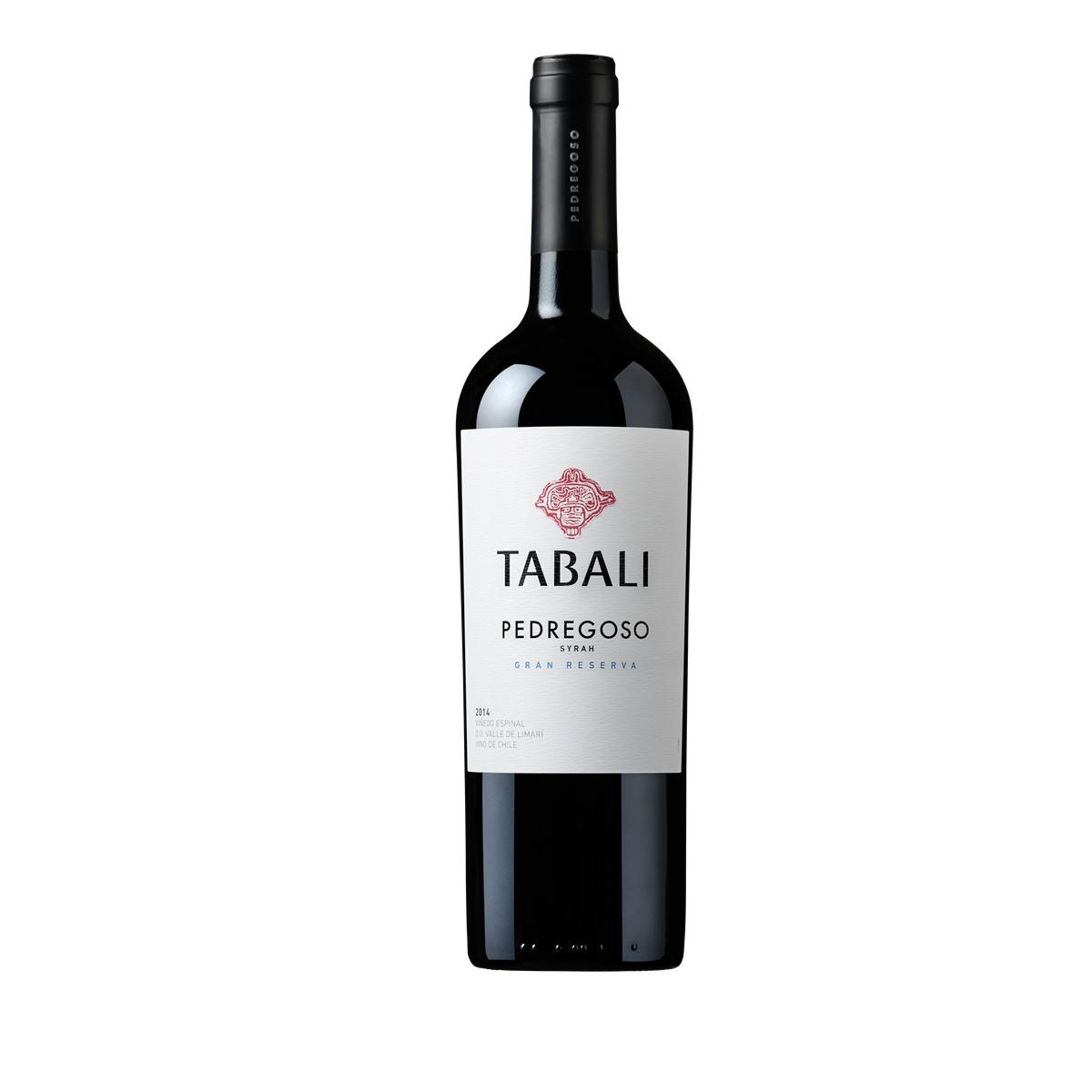 智利利马里谷达百利西拉佳酿干红葡萄酒