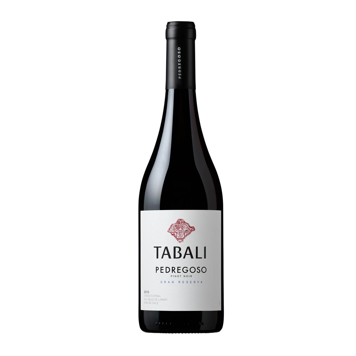 智利利马里谷达百利黑皮诺佳酿红葡萄酒