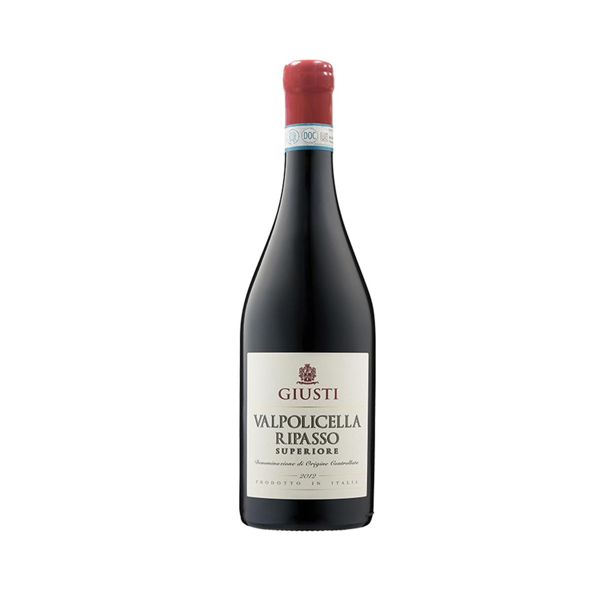意大利朱斯蒂酒庄科维纳沃波里帕索 DOC干红葡萄酒