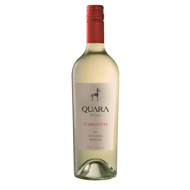 快马庄园特浓情白葡萄酒