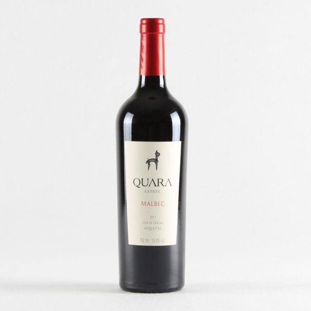 快马庄园马尔贝克红葡萄酒