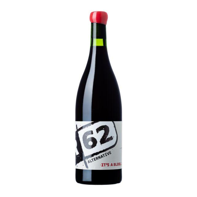 62号公路干红葡萄酒