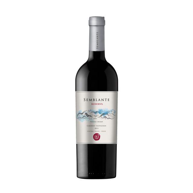 智利空加瓜谷西格尔酒庄风彩系列赤霞珠珍藏干红葡萄酒