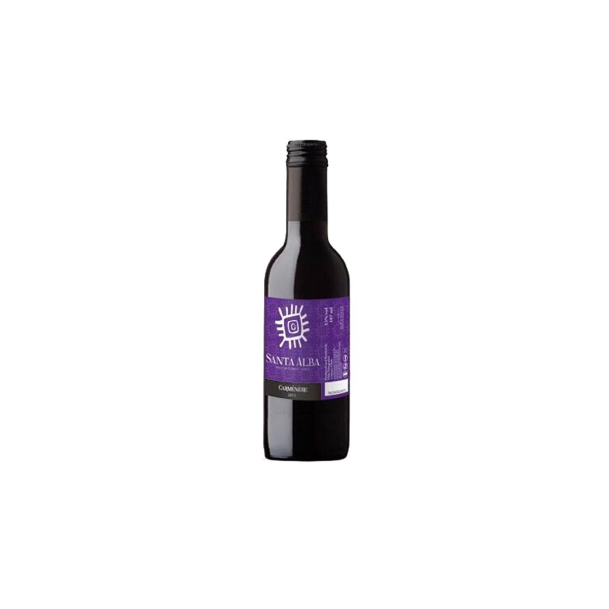 圣塔佳美娜干红葡萄酒187ml