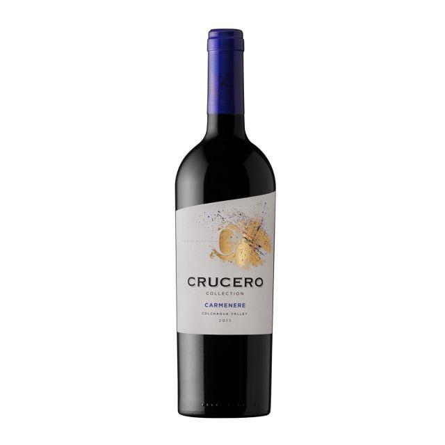 智利空加瓜谷西格尔酒庄佳美娜科塞罗干红葡萄酒