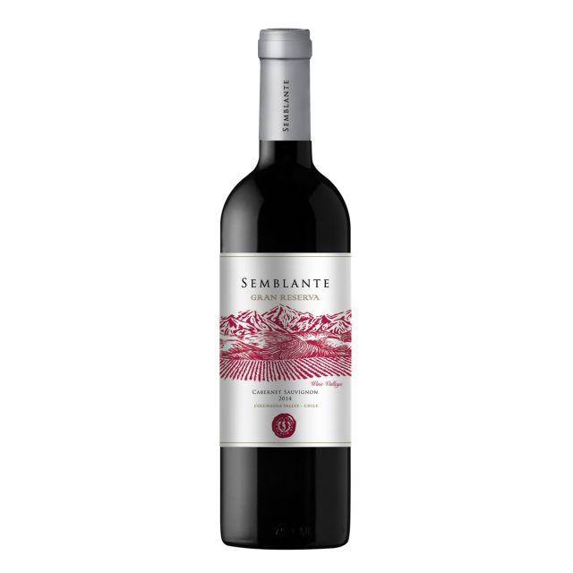 智利中央山谷西格尔酒庄风彩赤霞珠佳酿干红葡萄酒