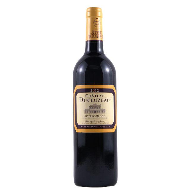 杜鲁克松城堡红葡萄酒