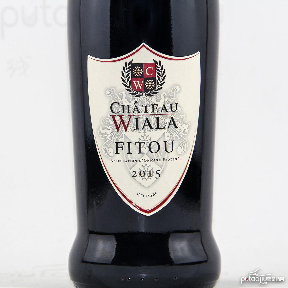维爱娜城堡干红葡萄酒