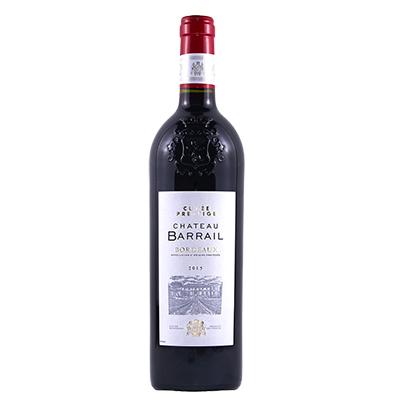 巴洛城堡干红葡萄酒