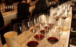 世界上的西班牙葡萄酒展示