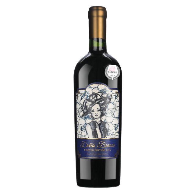 安卡夫人(限量版)特藏赤霞珠红葡萄酒