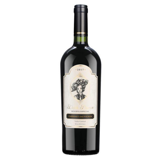 安卡夫人特酿赤霞珠红葡萄酒
