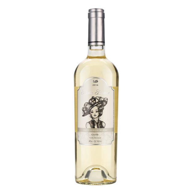 安卡夫人经典长相思干白葡萄酒