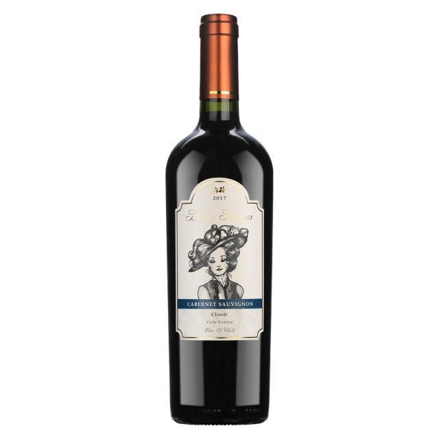 智利中央山谷DonaBianca酒莊安卡夫人赤霞珠經典干紅葡萄酒