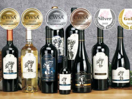 DonaBianca安卡夫人葡萄酒是酒庄的核心品牌之一