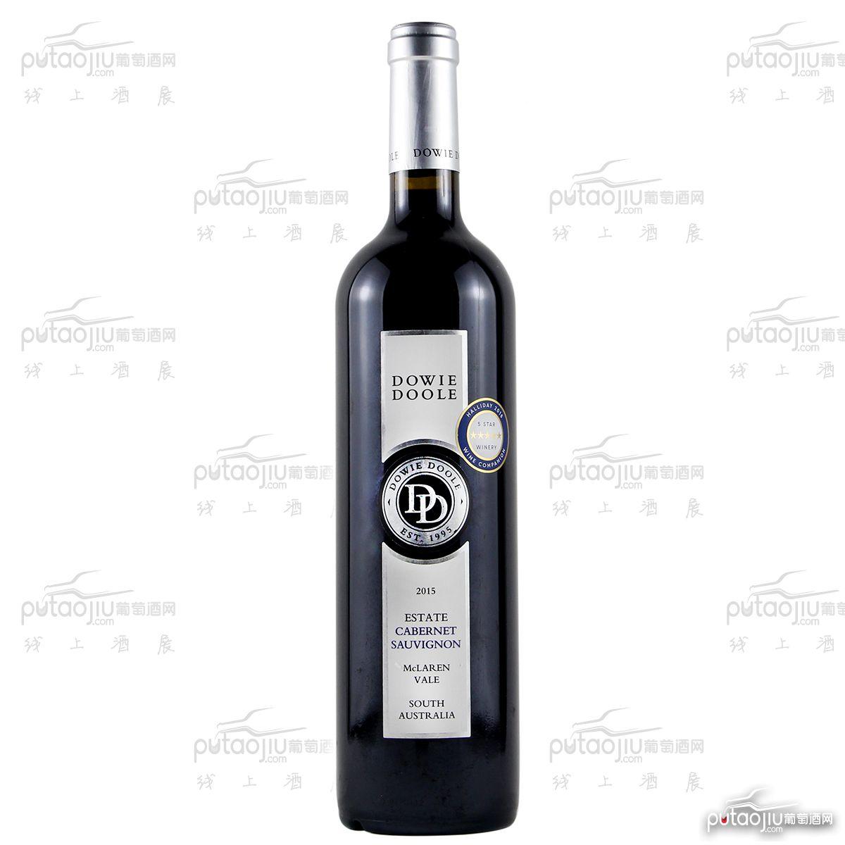 澳大利亚麦克拉伦谷产区都度庄园赤霞珠干红葡萄酒