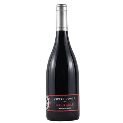 都度庄园CT西拉干红葡萄酒2016