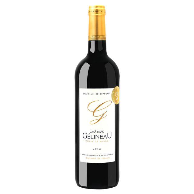 法国歌利奥城堡梅洛AOC干红葡萄酒