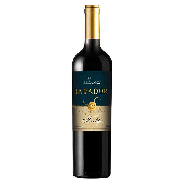 蓝马度美乐干红葡萄酒