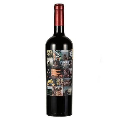 西班牙艺术酒庄自由梦系列混酿西班牙之光D.O.P干红葡萄酒