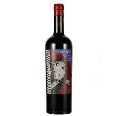 西班牙艺术酒庄画外之音系列黑皮诺狂想曲D.O.P干红葡萄酒