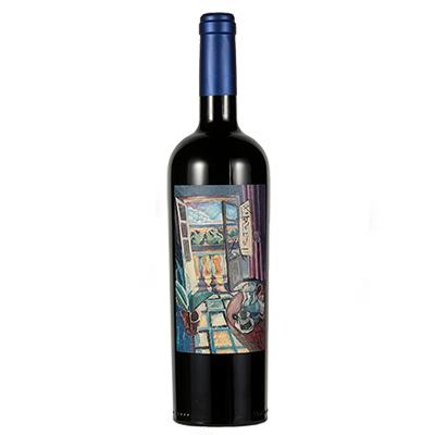 西班牙艺术酒庄自由梦系列黑皮诺人间天堂D.O.P干红葡萄酒