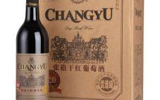 张裕92红酒多少钱一瓶?张裕解百纳干红葡萄酒1992价格