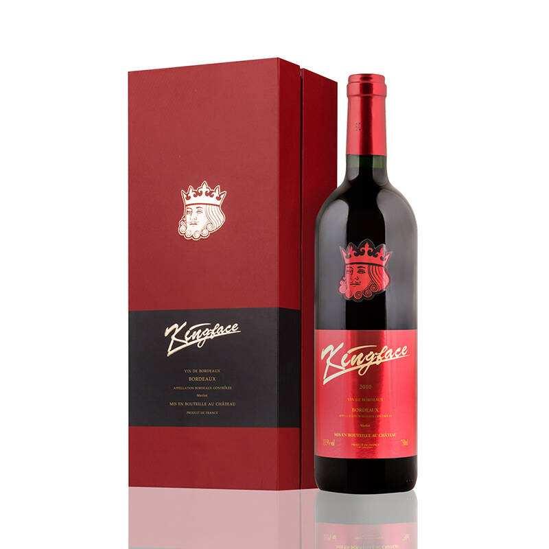 王者脸面伯爵波尔多干红葡萄酒具体介绍