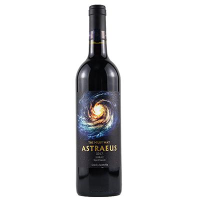 星空银河西拉子半甜红葡萄酒