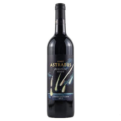 星空赤霞珠红葡萄酒